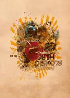 Disco de los Muertes 78 by 1NNU3NDO