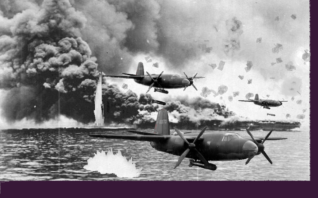 an analysis of the battle of midway in the pacific This week, the navy is commemorating the 71st anniversary of the battle of midwaythe battle, which took place june 4 to 7, 1942, changed the course of the war in the pacific and highlighted naval.