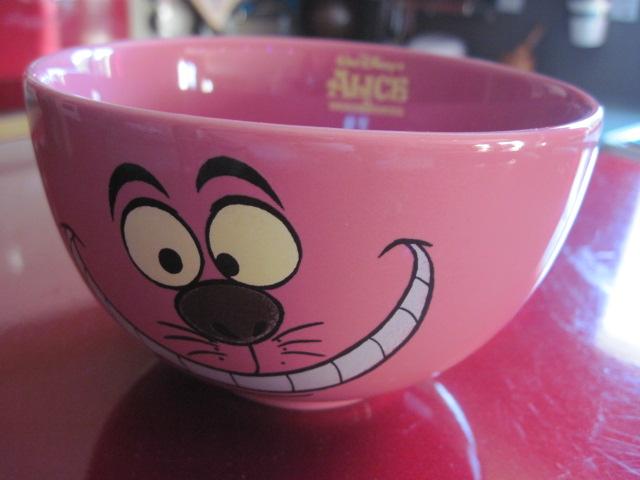 Disneyland Paris Bol Cheshire Cat