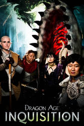 Dragon Age Inquisition - Party at the Maw Throne! by Jigoku-Schuldich