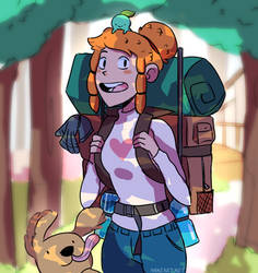 Brooke the Adventurer