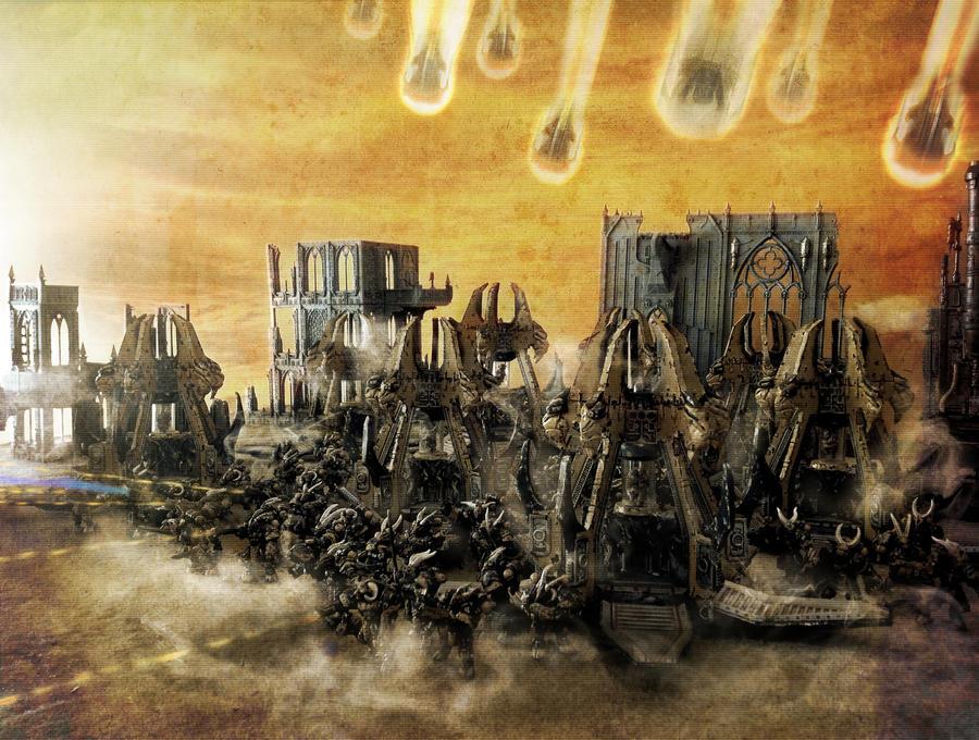 metal beast mercenaries by mayajid