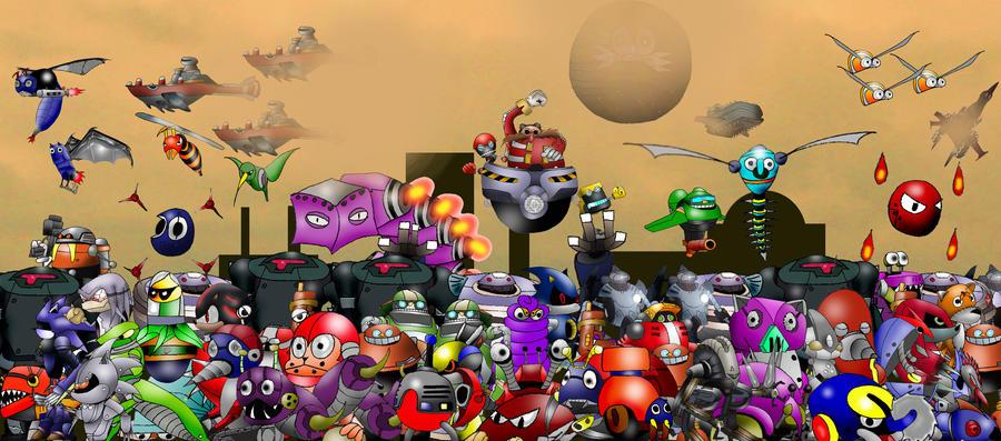 Long Live The Eggman Empire By Adiraiju On Deviantart