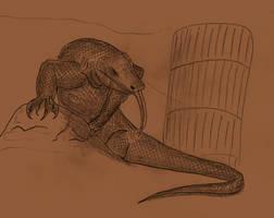 Megalosaurus tegu