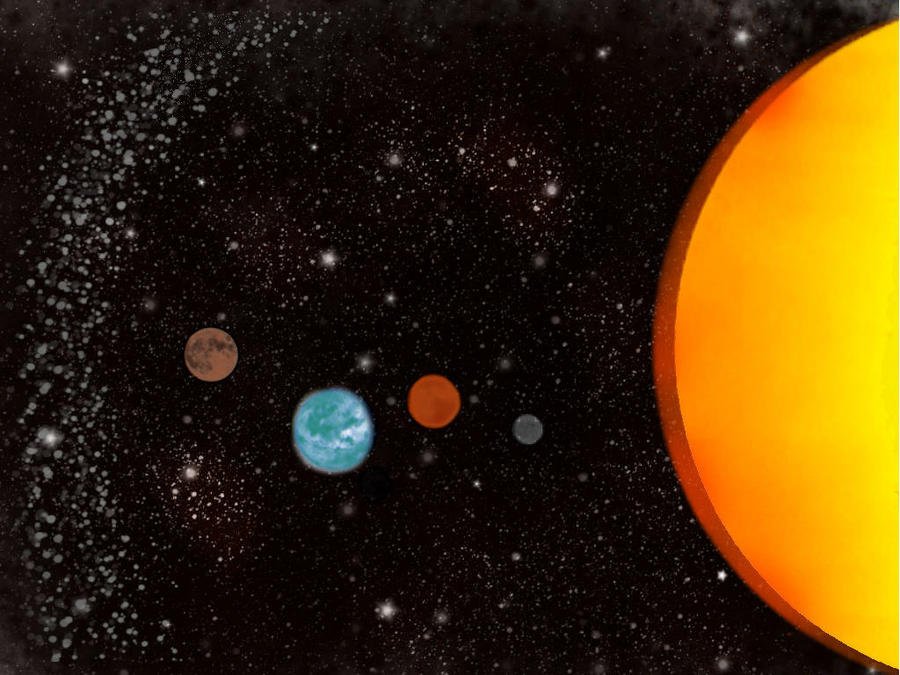 information about the inner planets - photo #23