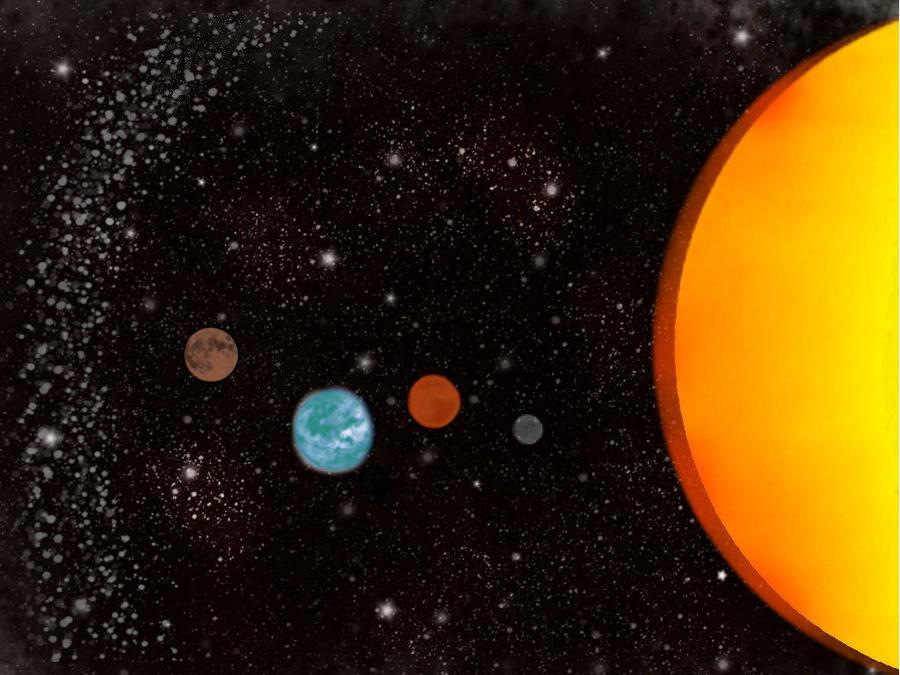 Twinkies in Space Jeopardy Template
