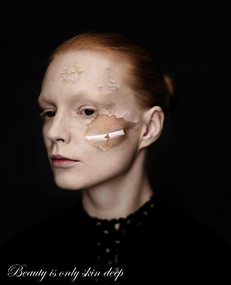 beauty more than skin deep essay Beauty is more than skin deep: components of attractiveness ronald e riggio , keith f widaman original articles beauty is more than skin deep.