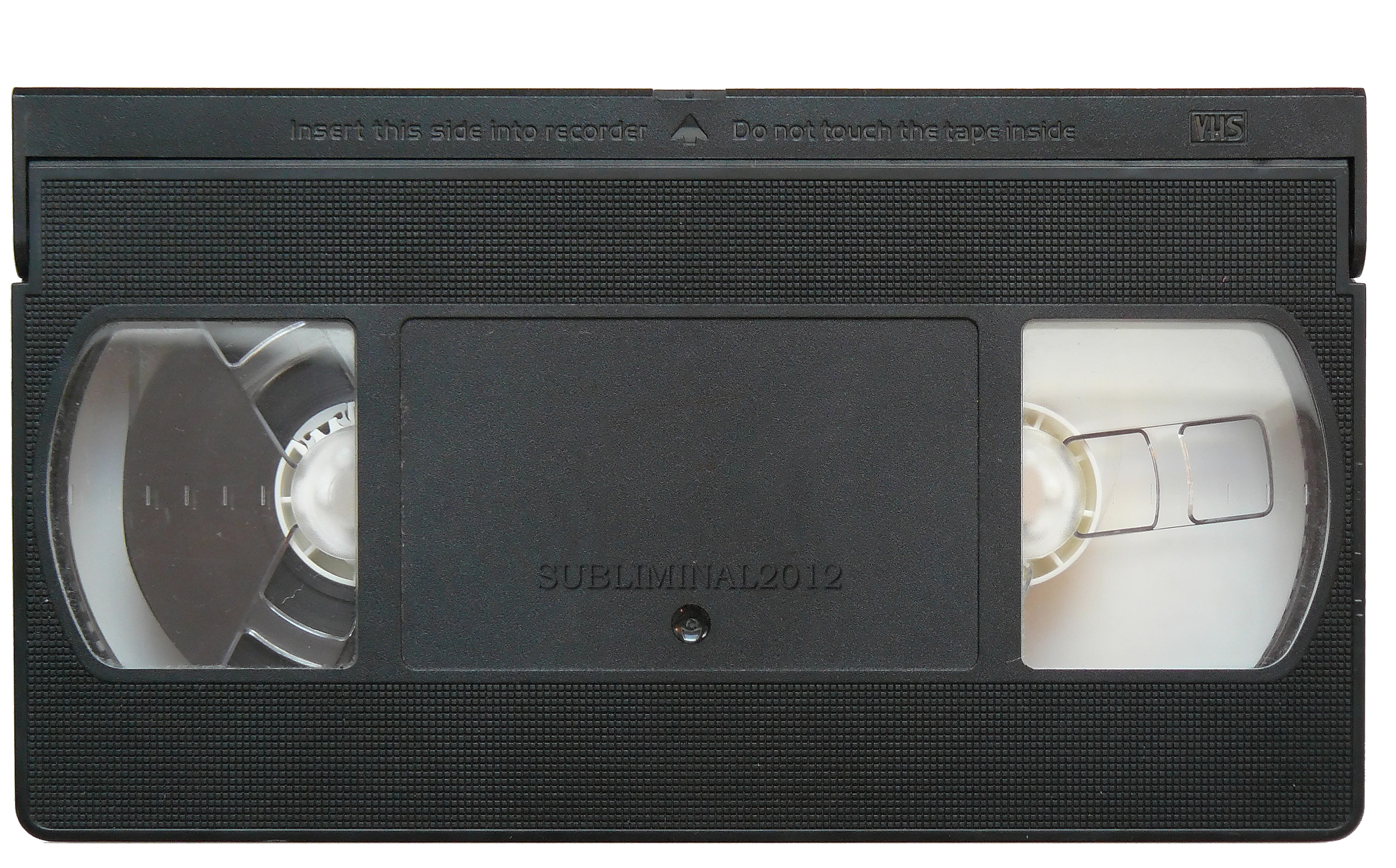 VHS PNG by subliminal2012