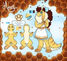 Honey-Ref by brightlyblue