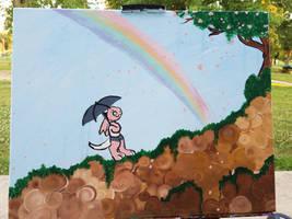 Wendy-Rainbow by brightlyblue