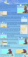 PS Beach and Sea Tutorial