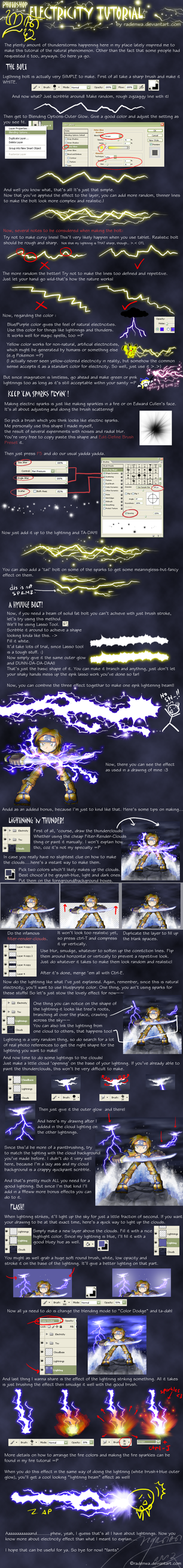 PS Electricity Tutorial by RadenWA