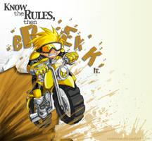 Breakthrough by RadenWA