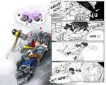 HEYLOOK a RF3 comic. by RadenWA