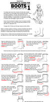 WA's BOOT Anatomy Tutorial Pt1 by RadenWA
