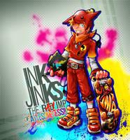 INKJINK the RAD Imp by RadenWA