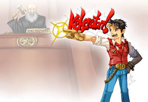 I Object for Objection's sake! by RadenWA