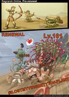 Ragnarok Renewal in a Nutshell by RadenWA