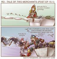 The Tale of Two Merchants II by RadenWA