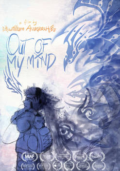 Out of My Mind - Poster