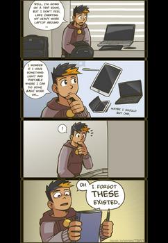 Portable Workspace