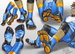 Five Finger BOOTS!