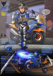 Radical Racer DRC40 Knight
