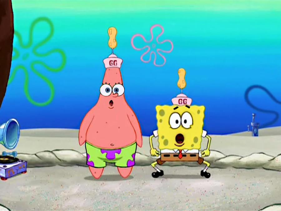 Spongebob and patrick face swap by spongicx on deviantart spongebob and patrick face swap by spongicx voltagebd Choice Image
