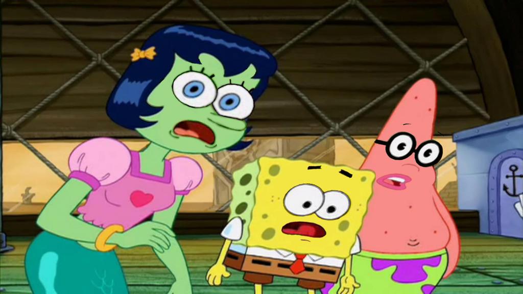 Spongebob Movie Face Swap 3 by SpongicX