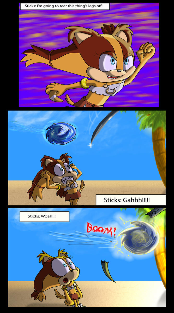 Sonic Boom: Changed Our Minds 3 by SpongicX