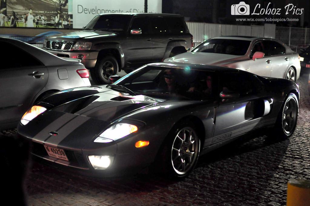 Ford Gt By Lobozpics