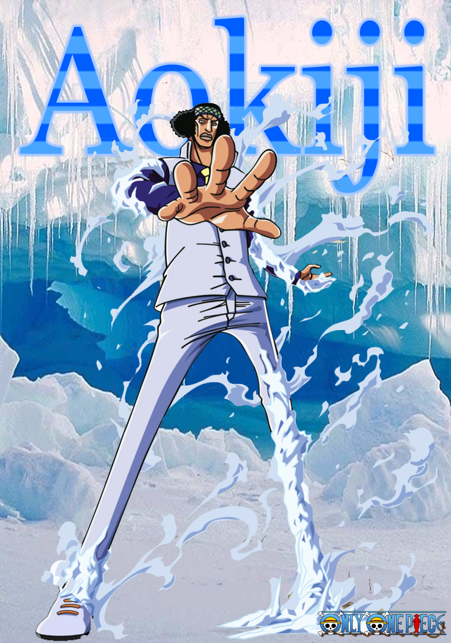 Aokiji by teachbarbanera on DeviantArt