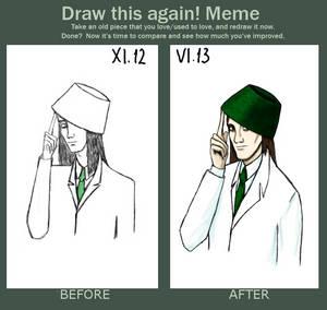 Draw it again! with Lemis