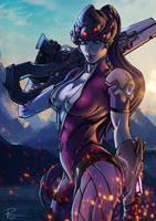 Widowmaker by Aesgir