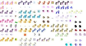 My Little Pony: Sprite Collection 2