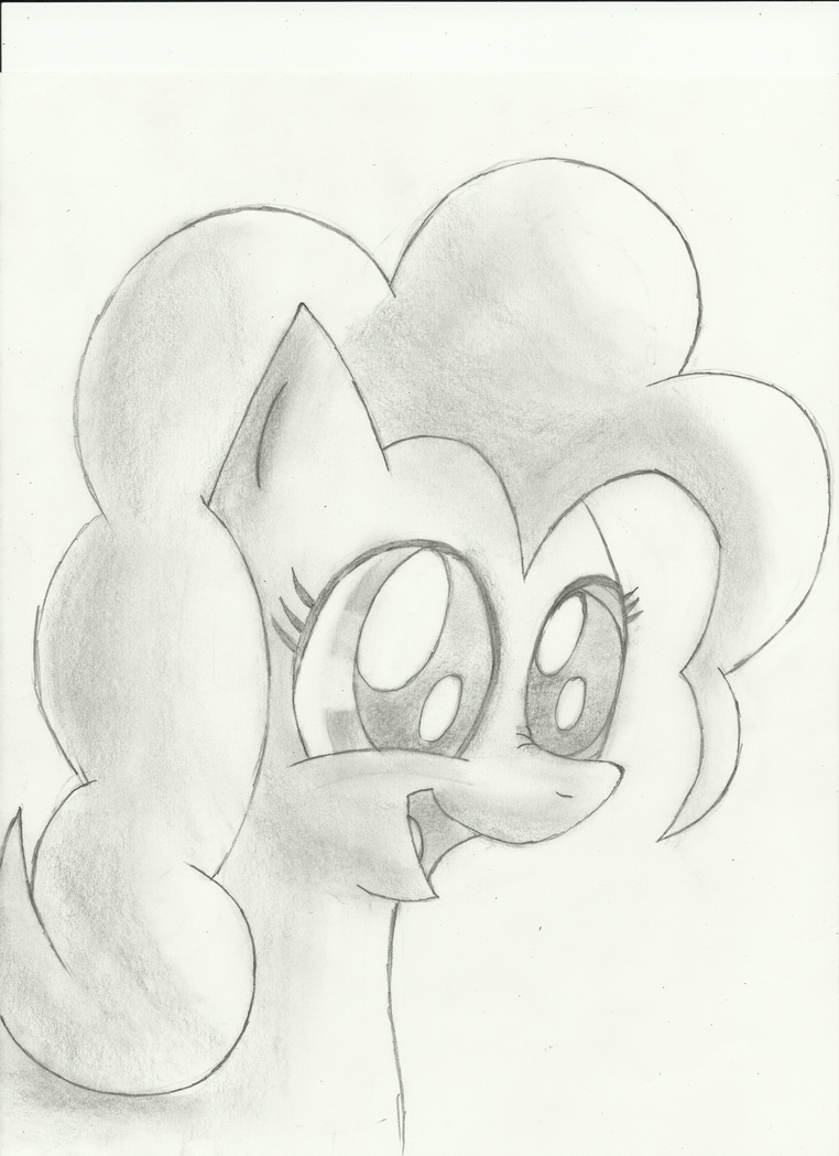 Church's Art Collection - Page 2 Pinkie_pie_portrait_by_churchcrusade-d4tfdxo