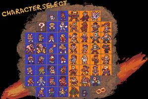 Street Fighter X Tekken Tribute by killemkindly