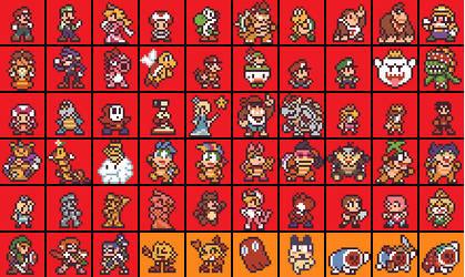 Mario Kart Tribute