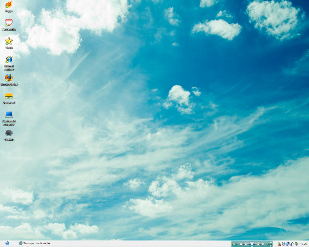 My Desktop 2 by Sandopep