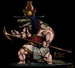 Character Design Challenge: Egyptian Gods