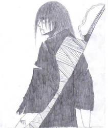 Ichigo Kurosaki drawing by Beyourselfmert