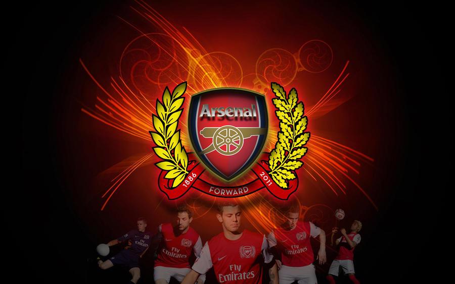 Arsenal Fc 125th Hd Wallpaper By R11pp3r On Deviantart