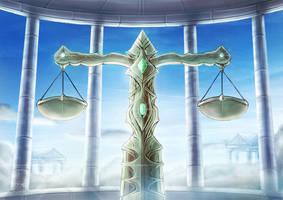 Heaven Scale by Nekomancerz