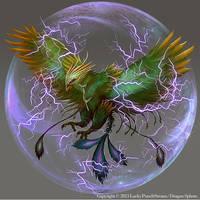Thunder Bird -Advanced lvl03- by Nekomancerz