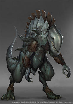 Symbiote Dragon