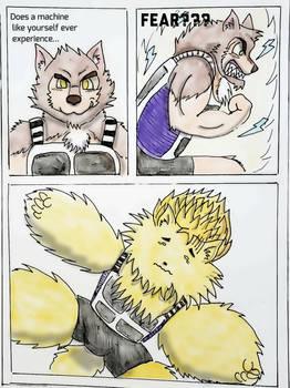 Why werewolves don't go Super Saiyan