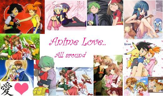 Anime Couple Banner By Manaphy258