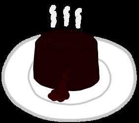 Chocolate Lava Cake by Kelsyjones