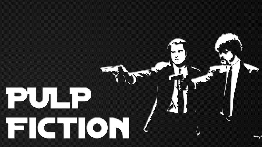 Bible Verse And Image Pulp Fiction Wallpaper: Pulp Fiction Wallpaper By Ahage16 On DeviantArt