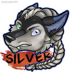 Silver Badge by dragonmelde